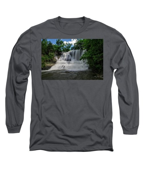 The Flowing Falls Long Sleeve T-Shirt