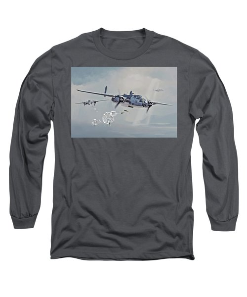 The Flying Nightmares Long Sleeve T-Shirt