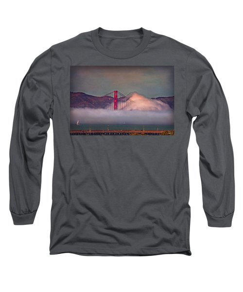 The Fog Long Sleeve T-Shirt by Hanny Heim