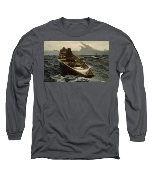 The Fog Warning  Long Sleeve T-Shirt