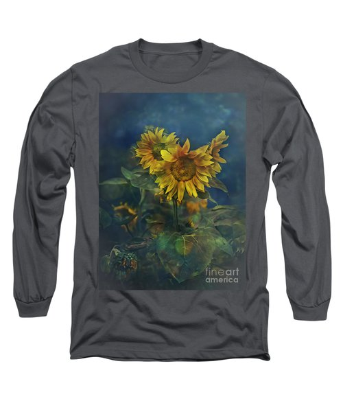 The Force Long Sleeve T-Shirt by Agnieszka Mlicka