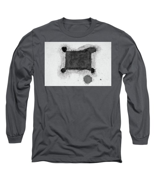 The Form Follows The Function  Long Sleeve T-Shirt