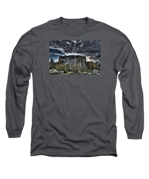 The Fortress The Trees The Clouds Long Sleeve T-Shirt