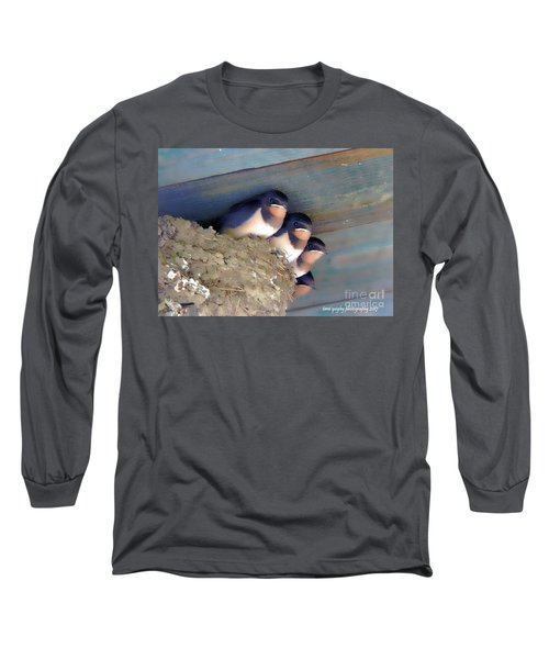 The Four Musketeers Long Sleeve T-Shirt
