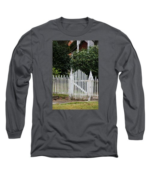 The Front Gate Long Sleeve T-Shirt