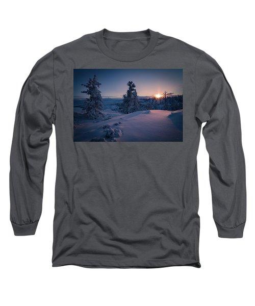 The Frozen Dance Long Sleeve T-Shirt