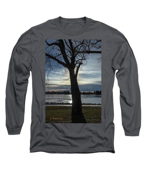 The Frozen Sun Long Sleeve T-Shirt