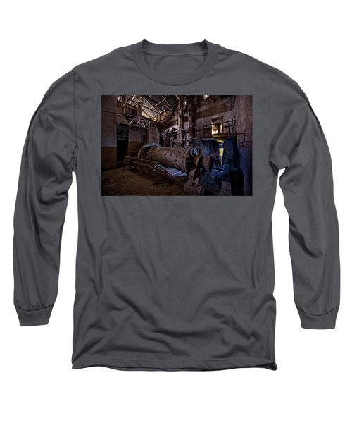 The Furnace And The Rocket 2  La Fornace E Il Razzo 2 Long Sleeve T-Shirt