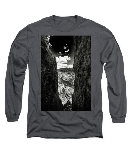 The Gap Long Sleeve T-Shirt by Paul Seymour