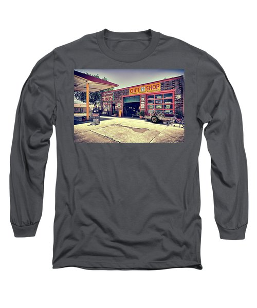 The Garage Long Sleeve T-Shirt