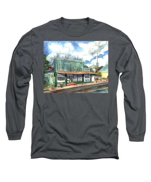 The Garcia Building Long Sleeve T-Shirt