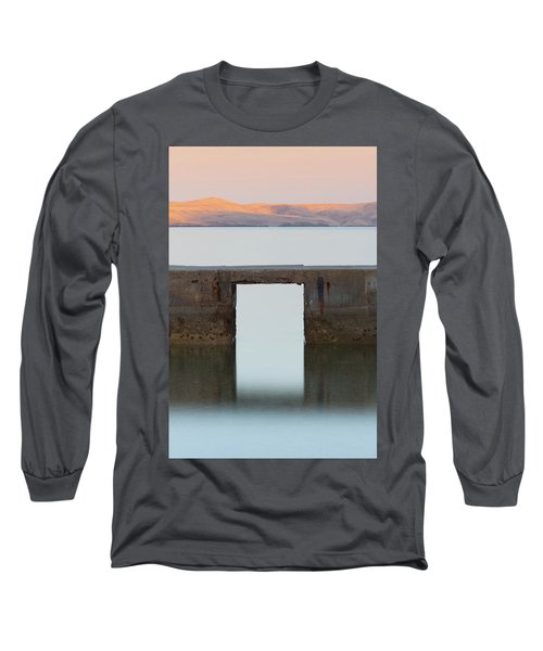 The Gate Of Freedom Long Sleeve T-Shirt
