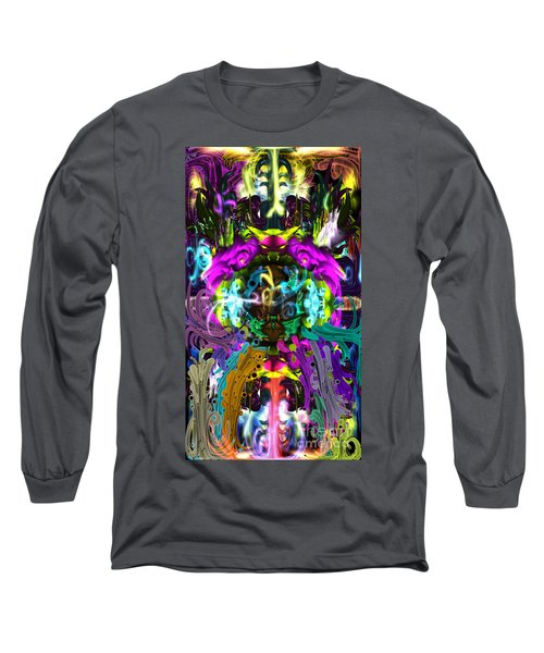 The Gate  Long Sleeve T-Shirt
