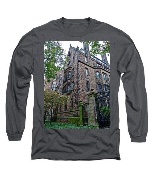 The Gates Of Yale Long Sleeve T-Shirt