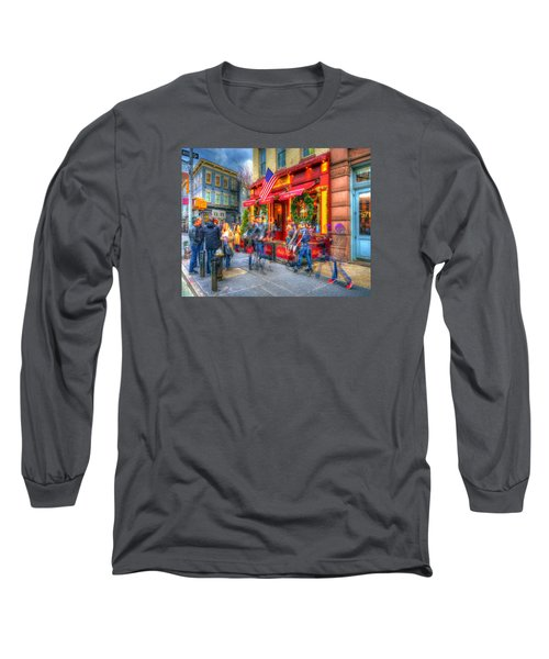 The Gathering Spot Long Sleeve T-Shirt