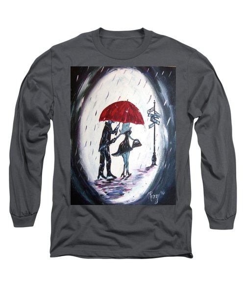 The Gentleman Long Sleeve T-Shirt by Roxy Rich