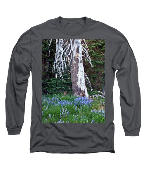 The Ghost Tree Long Sleeve T-Shirt