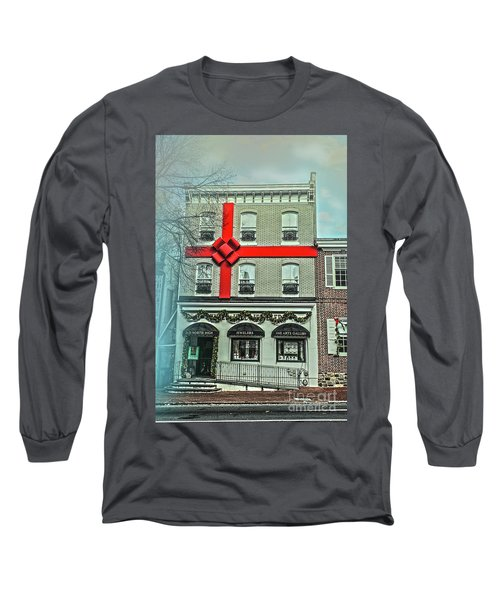 The Gift Of Jewelry And Art Long Sleeve T-Shirt