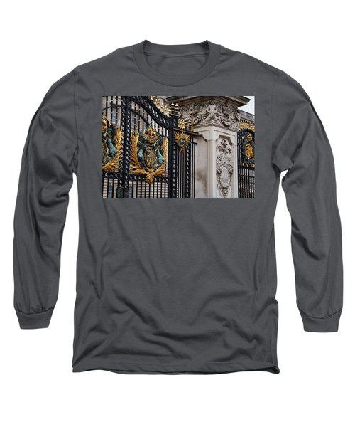 The Gilded Gate Long Sleeve T-Shirt by Andre Phillips