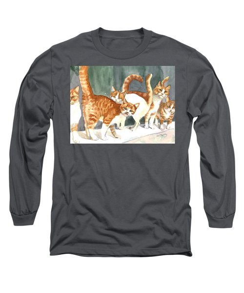 The Ginger Gang Long Sleeve T-Shirt