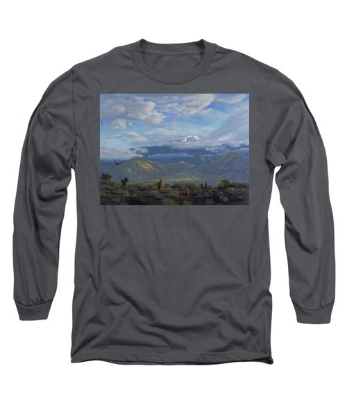 The Giver Of Life Long Sleeve T-Shirt