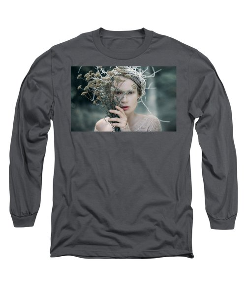 The Glance. Prickle Tenderness Long Sleeve T-Shirt