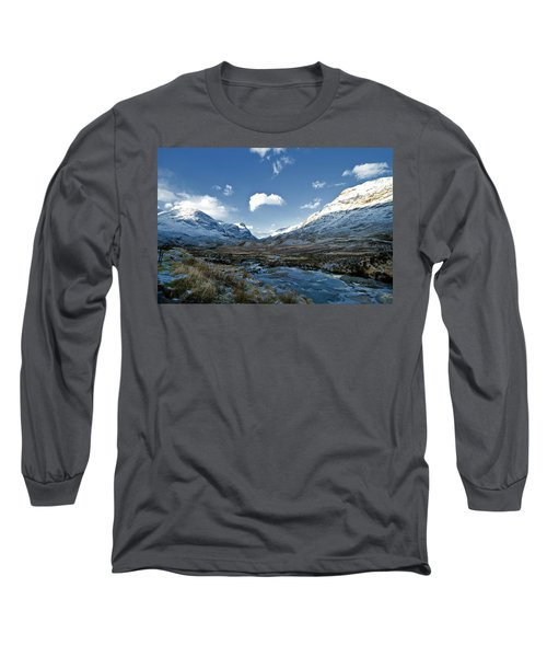 The Glen Of Weeping Long Sleeve T-Shirt