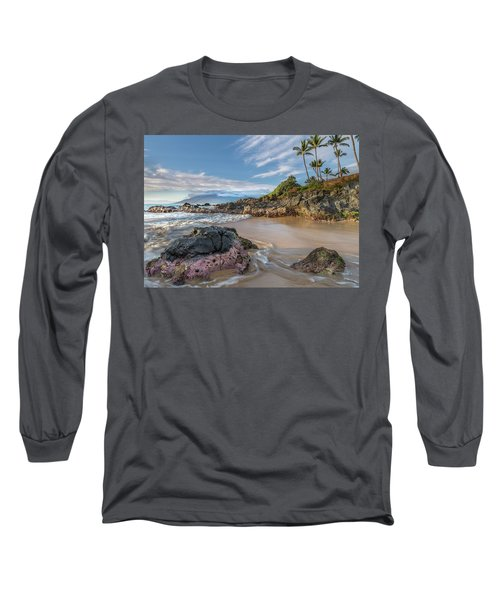 The Golden Hour In Paradise Long Sleeve T-Shirt