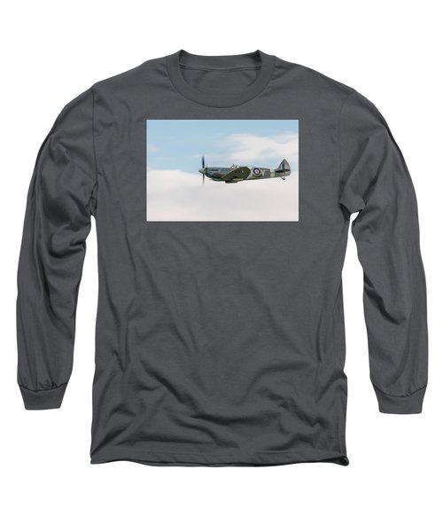 The Grace Spitfire Long Sleeve T-Shirt by Gary Eason