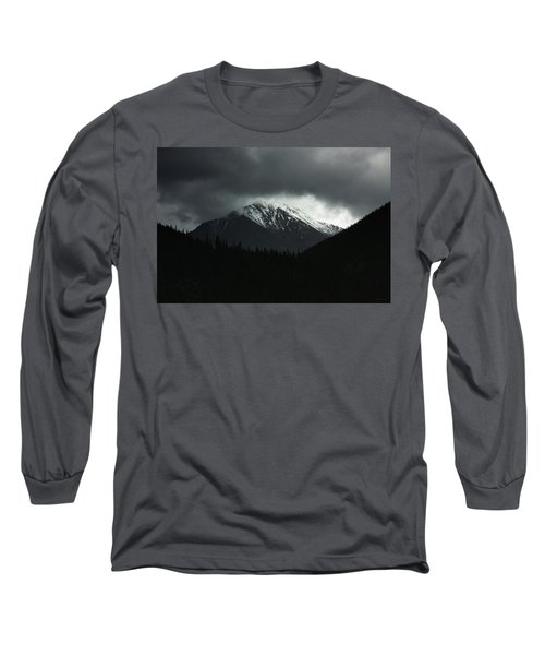 The Grays Of Grays Long Sleeve T-Shirt