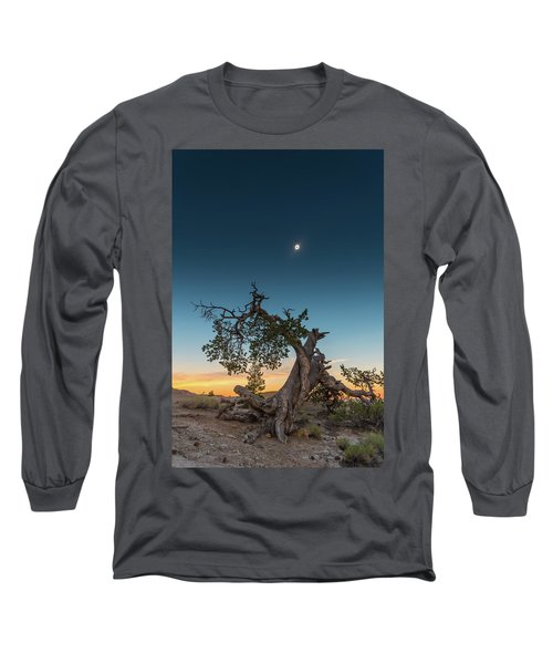 The Great American Eclipse On August 21 2017 Long Sleeve T-Shirt