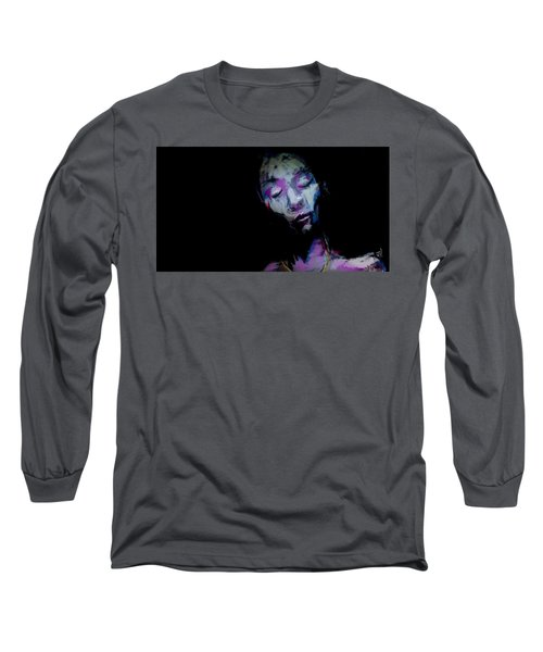 The Great Quiet Long Sleeve T-Shirt by Jim Vance