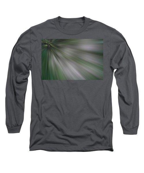 The Green Array Long Sleeve T-Shirt