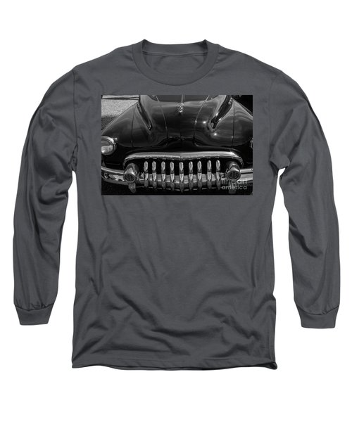 The Grille Has It Long Sleeve T-Shirt by Kirt Tisdale