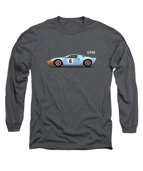 The Gt40 Long Sleeve T-Shirt