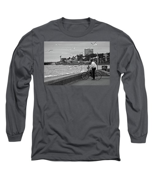 The Gull Man Long Sleeve T-Shirt