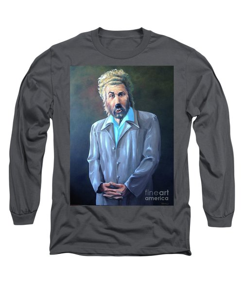 The Gunther Long Sleeve T-Shirt by Diane Daigle