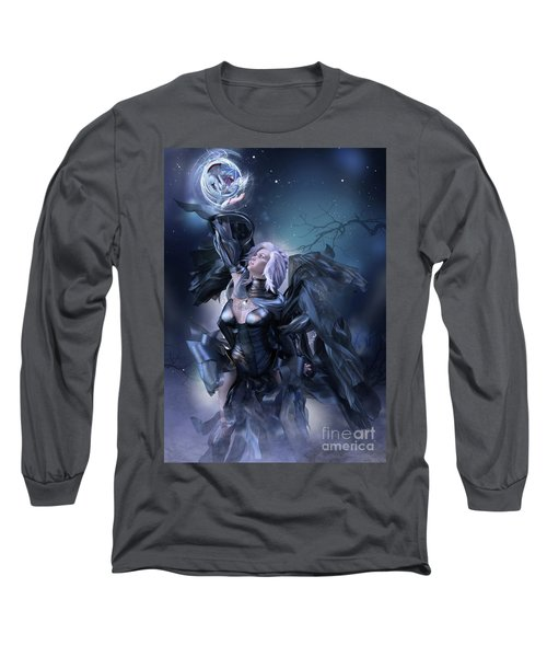 The Hatching Long Sleeve T-Shirt