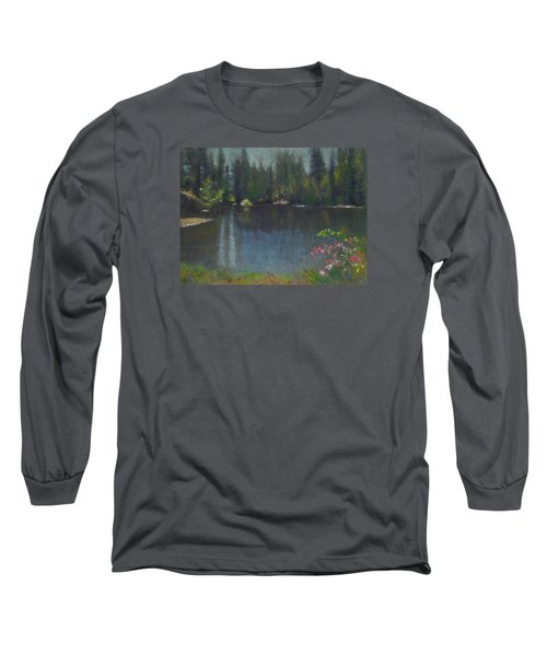 The Heart Of California Long Sleeve T-Shirt