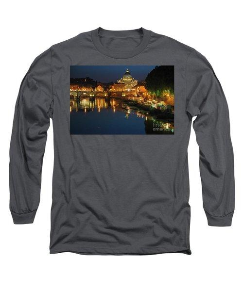 Eternal Sound Of Rome Long Sleeve T-Shirt