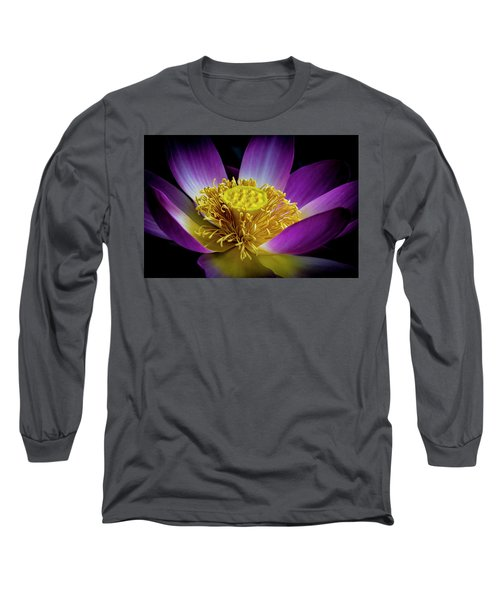 The Heart Of The Lily Long Sleeve T-Shirt