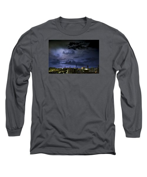 The Heavens Attack Long Sleeve T-Shirt