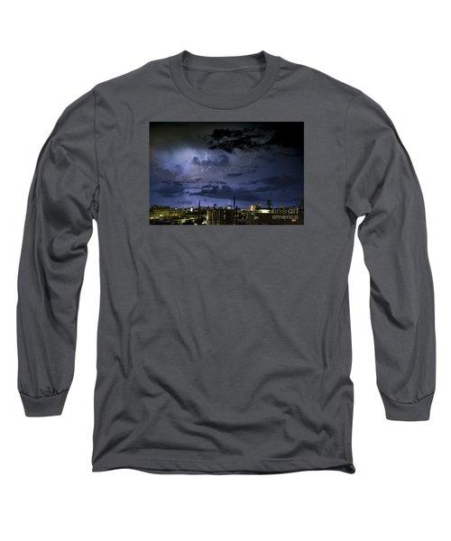 The Heavens Attack Long Sleeve T-Shirt