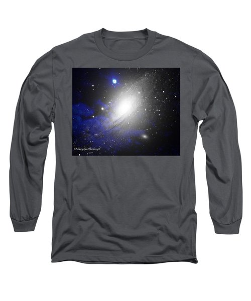 The Heavens Long Sleeve T-Shirt by MaryLee Parker