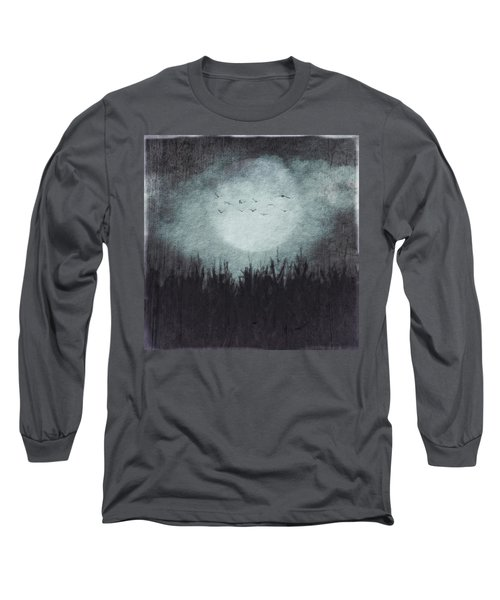 The Heavy Moon Long Sleeve T-Shirt