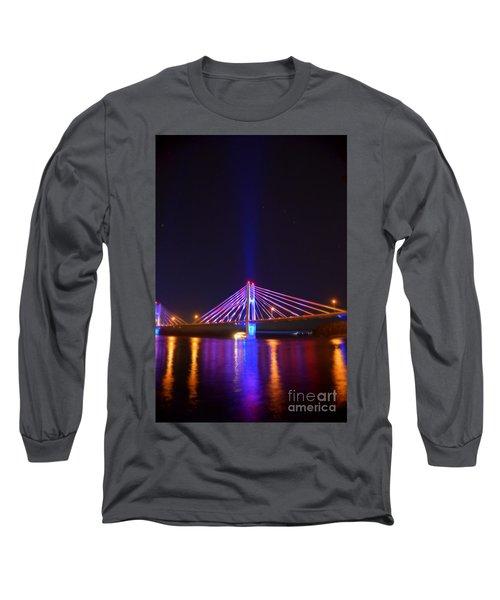 The Hidden Light Long Sleeve T-Shirt by Justin Moore