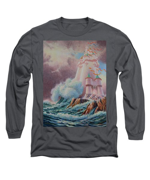 The High Tower Long Sleeve T-Shirt