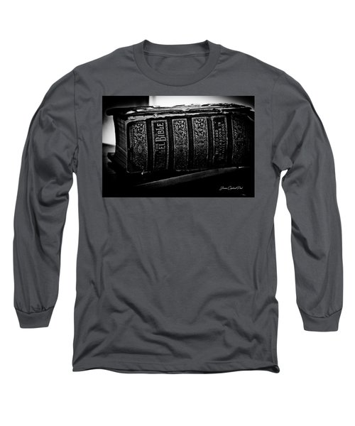 The Holy Bible Long Sleeve T-Shirt