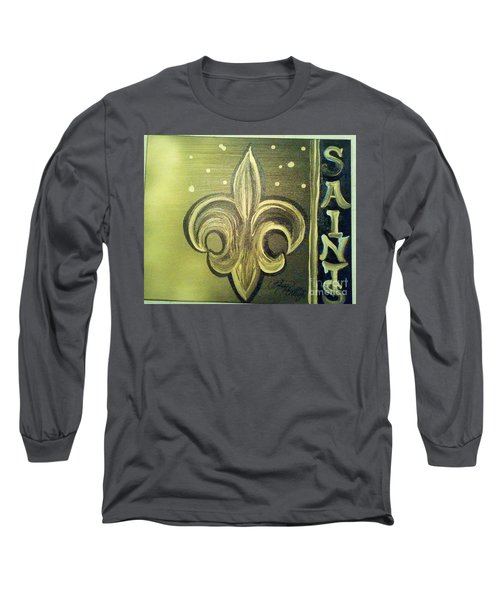 The Holy Saints Long Sleeve T-Shirt