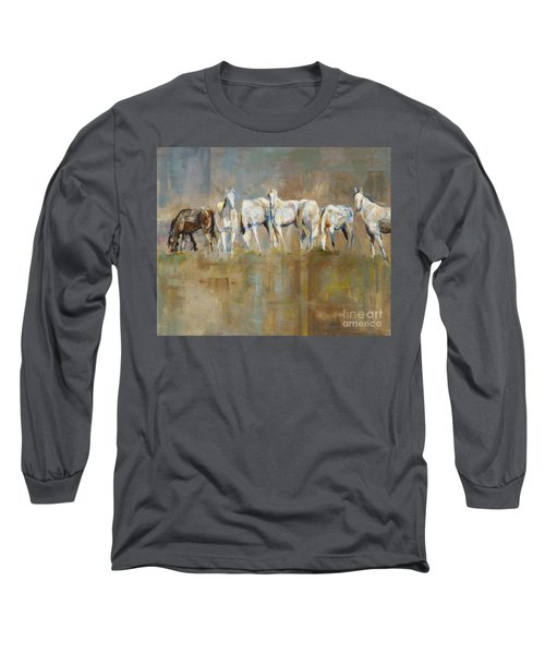 The Horizon Line Long Sleeve T-Shirt